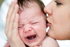 Ostéopathie et coliques du nourrisson