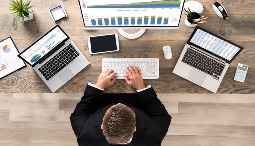 Posture travail sur ordinateur
