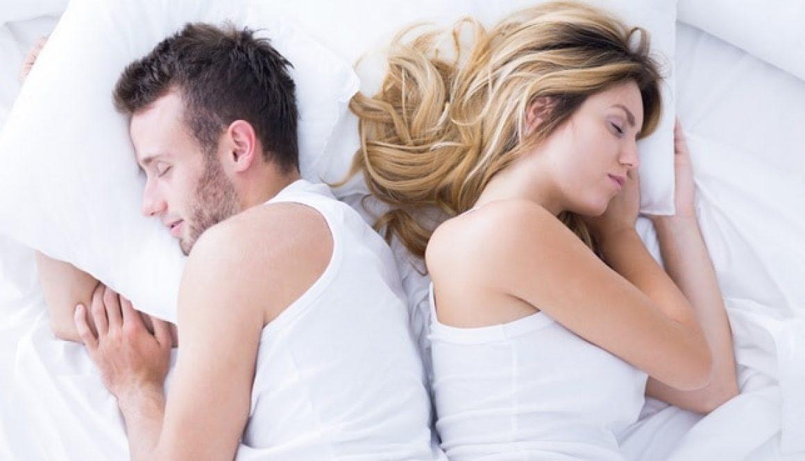 Position pour bien dormir