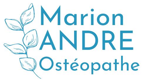 Logo Marion ANDRE Ostéopathe